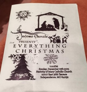 Everything Christmas 2015