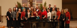 JACOMO Chorale Christmas concert 2013